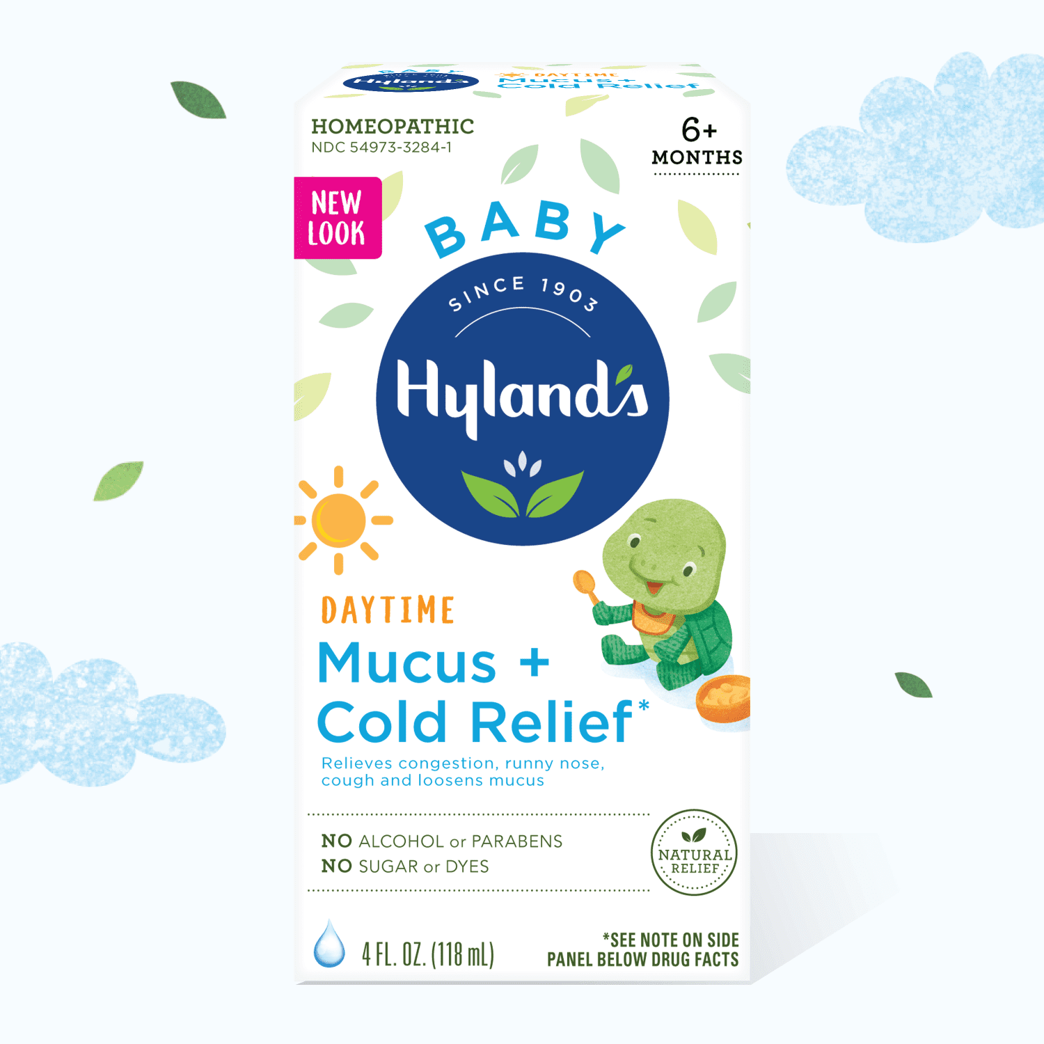 Hyland S Baby Mucus Cold Relief Natural Relief Of Congestion Runny Nose Cough 4 Ounces Walmart Com Walmart Com