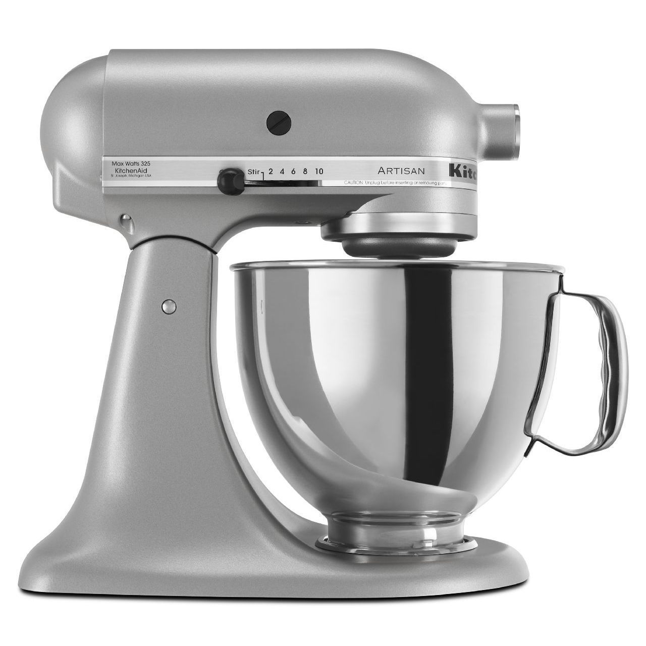 Good KitchenAid Artisan Mini 3.5 Quart Tilt Head Stand Mixer, Hot Sauce  (KSM3311XHT)   Walmart.com