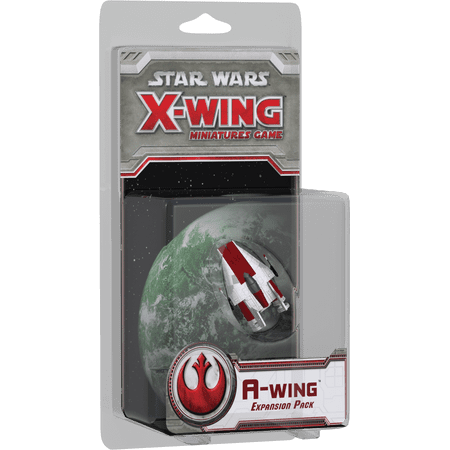 - Star Wars: X-Wing – A-Wing Expansion