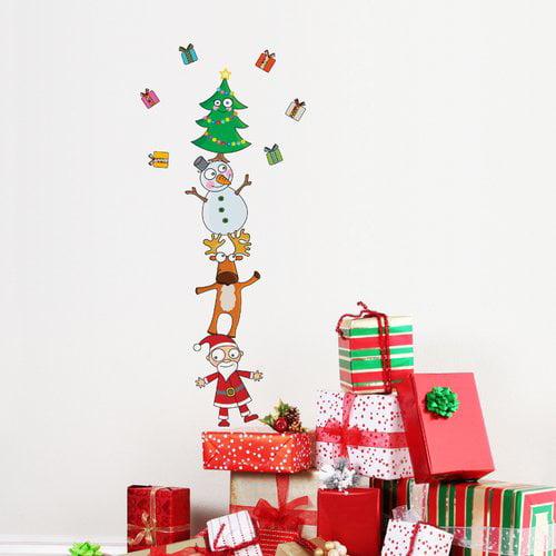 ADZif Christmas Wall Decal