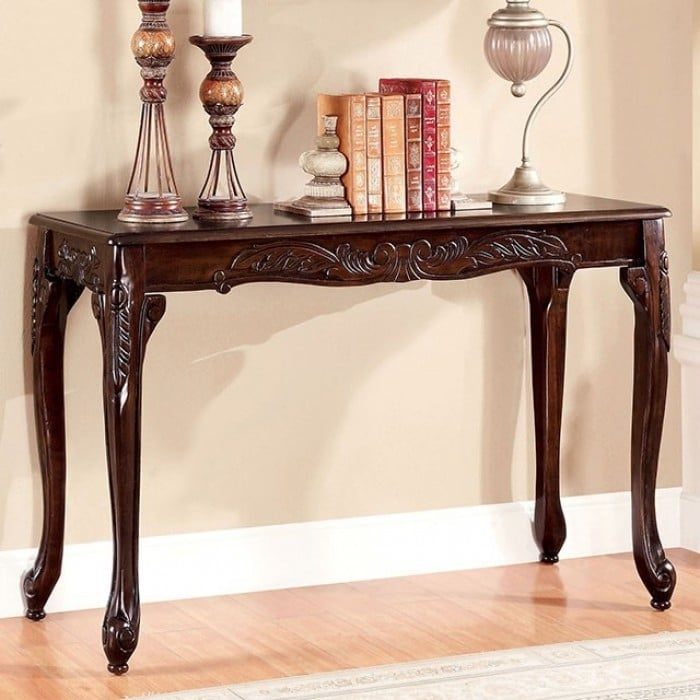 Cheshire Traditional Sofa Table by Benzara