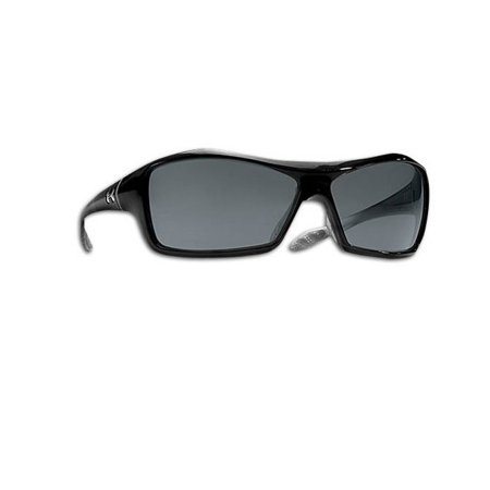 Under Armour Adrenaline All Sport Sunglasses - SHINY BLACK/GRAY One (Under Armour Golf Sunglasses)