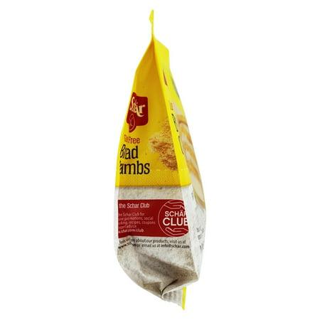 Schar - Gluten Free Bread Crumbs - 8.8 oz. | Walmart Canada