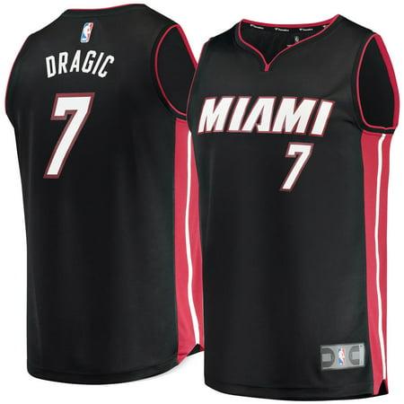 Men s Miami Heat Goran Dragic Fanatics Branded Black Fast Break Replica  Jersey - Icon Edition - Walmart.com 9138c417a