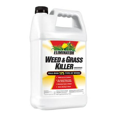 Image of Eliminator Weed and Grass Concentrate, 64 oz
