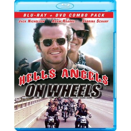 Hells Angels On Wheels (Blu-ray)
