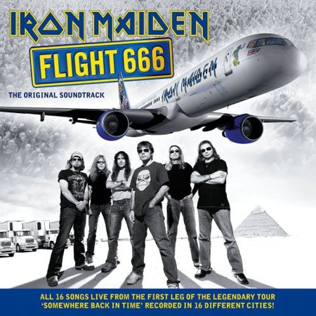 Flight 666: The Original Soundtrack (CD)