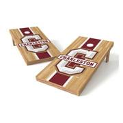 TTXL Shield Hardwood College Charleston, College of Bean Bag Toss Game