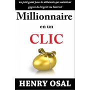 Millionnaire en un clic - eBook