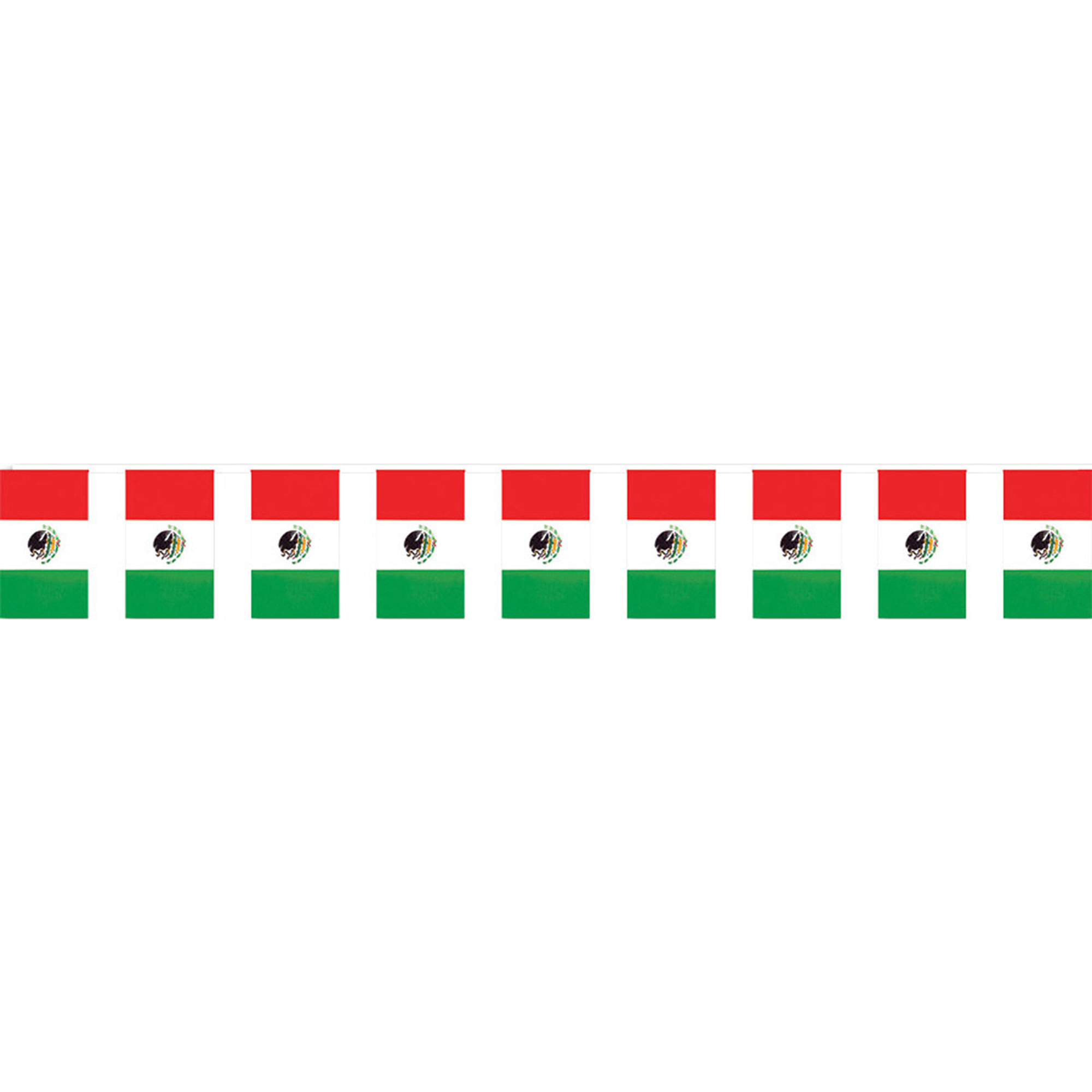 Morris Costumes Party Supplies Fiesta Outdoor Mexican Flag Banner, Style BG50711 by Morris Costumes