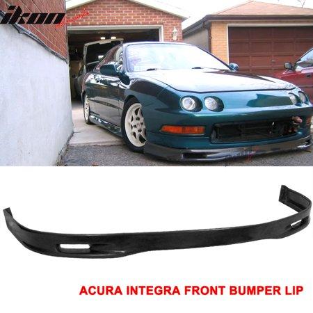 Urethane 94-97 Integra SPN Front Bumper Lip Spoiler Body Kit 94 96