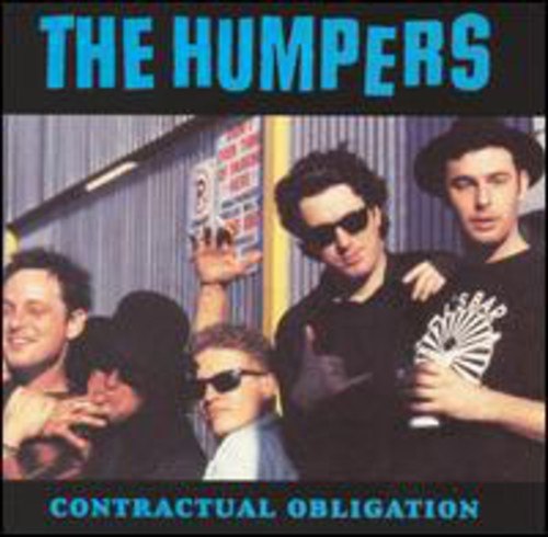 Humpers - Contractual Obligation [CD]