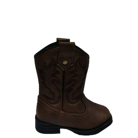 Wonder Nation Boys' Cowboy Boot (Costume Cowboy Boots)