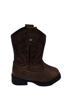 e63ede8b873315 Product Image Wonder Nation Toddler Boys  Cowboy Boot