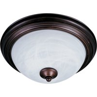 "Maxim 1940 Essentials 11"" 1 Light Outdoor Ceiling Light"