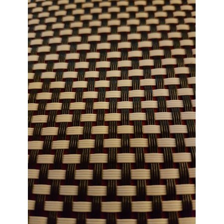 LAMINATED POSTER Basket Texture Pattern Weave Brown Weaving Poster Print 24 x 36 ()