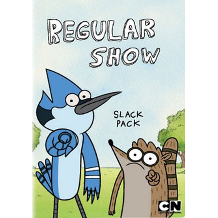 Regular Show: Slack Pack - New Regular Show Halloween