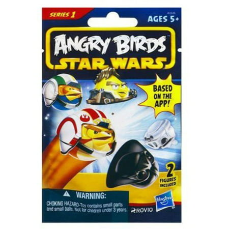 Angry Birds Star Wars Mystery Bags - Angry Birds Halloween 3-13 Three Stars