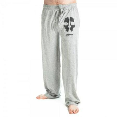 - Ghost Logo Adult Men's Lounge Pants