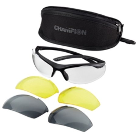 24ddfcdf974 Champion Traps and Targets Shooting Glasses Open Mulit-Lens - Walmart.com