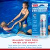 HTH Super Shock! Pool Shock Treatment to boost chlorine levels and kill Algae in Swimming Pools, 6 pack, 1 lb bags