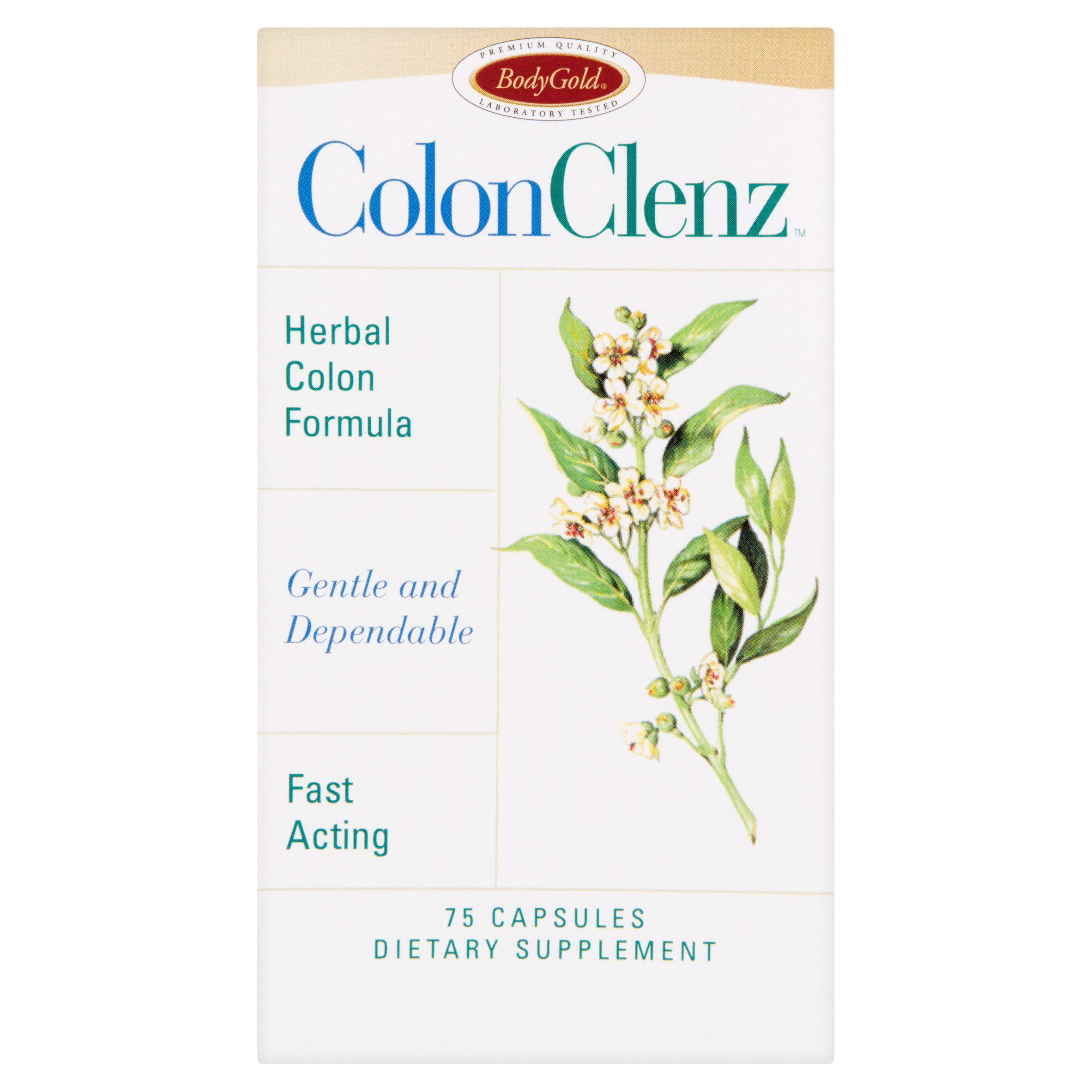 Colon Clenz Capsules, 75 count