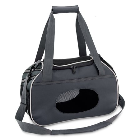 Best Pet Supplies Pet Travel Carrier for Small Dogs and Cats with Ventilation,