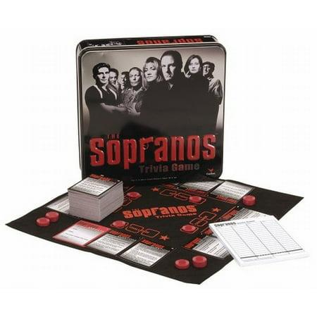 The Sopranos Trivia Game](Halloween 7 Trivia)