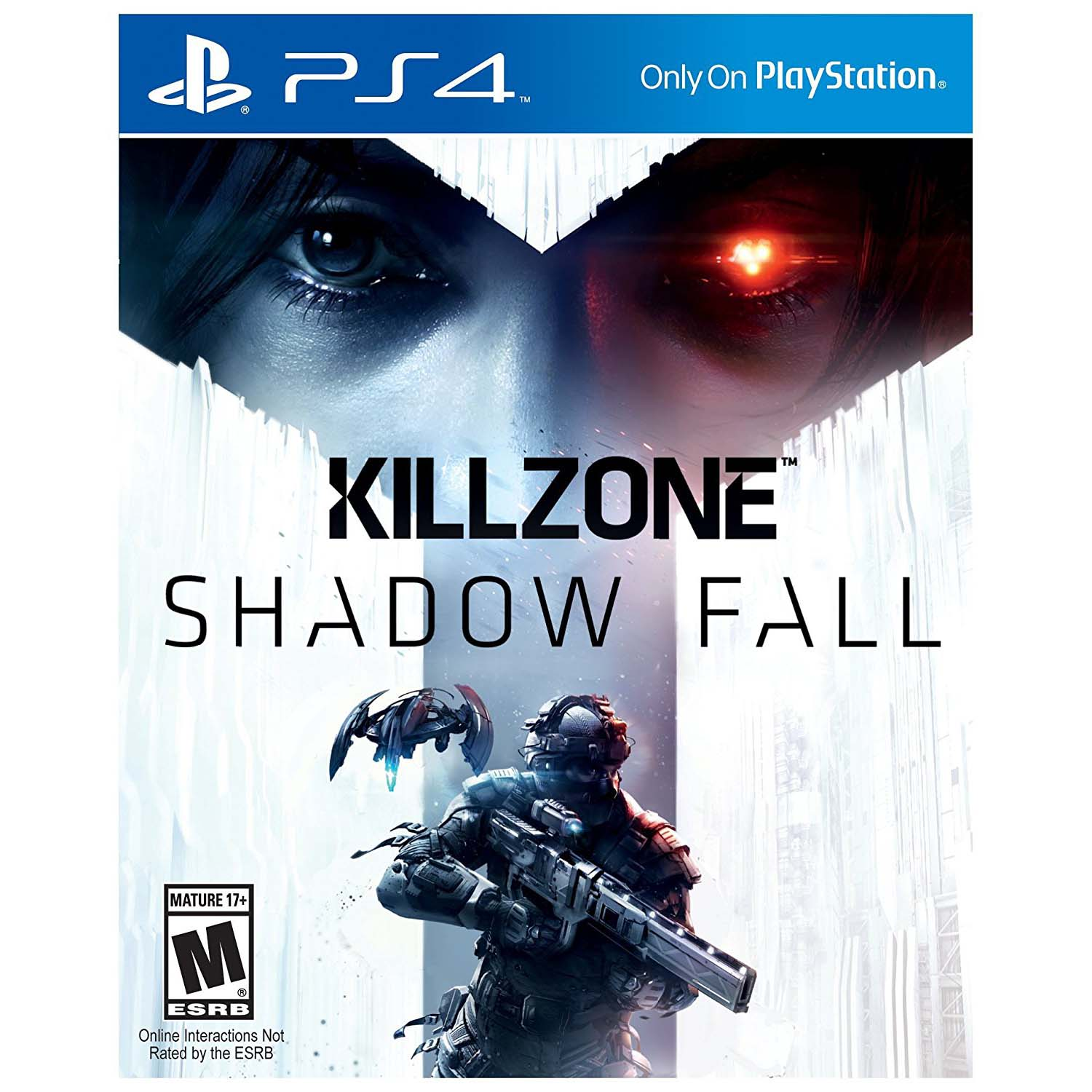 Sony PlayStation 4 Killzone: Shadow Fall Video Game
