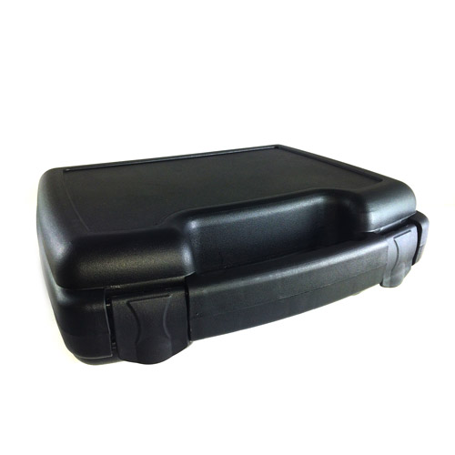 "Condition 1 100699 10"" Hard Pistol Case, Black"