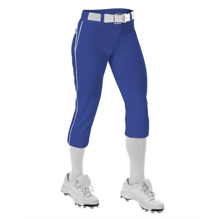 Express Suit (Alleson Girl's Belted Fastpitch Pants with)