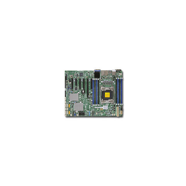 Super Micro X10srh-cf Server Motherboard - Intel C612 Chi...