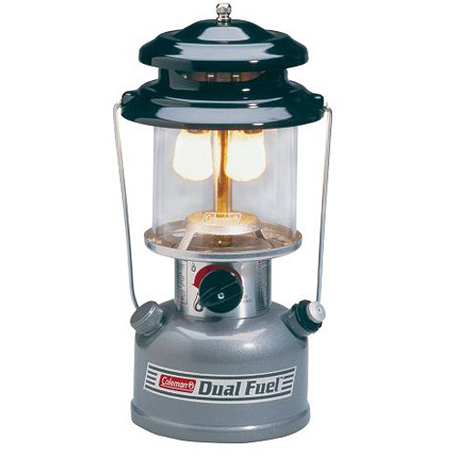 Coleman Duel Fuel Mantel Lantern