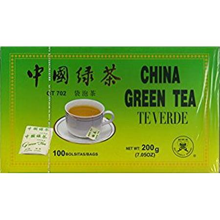 Bufferfly - Sachets de thé vert de Chine (Pack de 1)