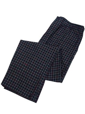 3b4569158b0b Product Image Private Label - Mens Flannel Lounge Pant Navy Tattersall  Plaid / X-Large