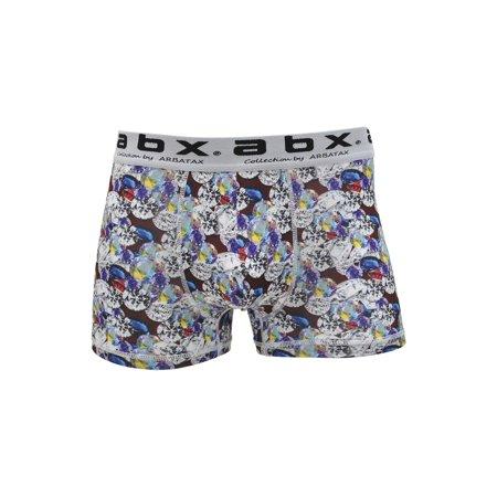 d68f67d82e9 Arbatax - ABX Boxer Briefs for Men Fun Colorful Shorts, Novelty Graphics -  Walmart.com