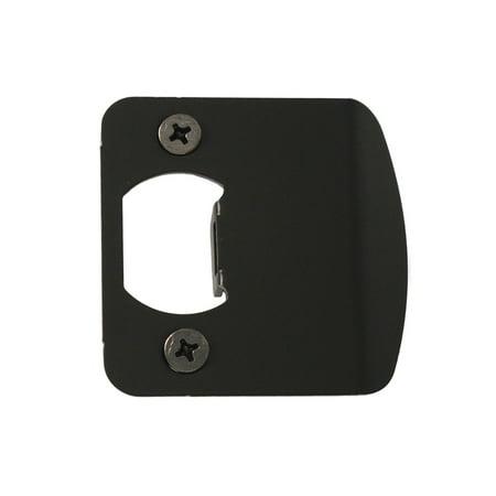 Kwikset 83536 Extended Lip Strike Plate Reinforcer Strike Plate