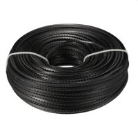 3mm 60Meter Serrated Universal Trimme Line String Trimmer Accessory Replacement
