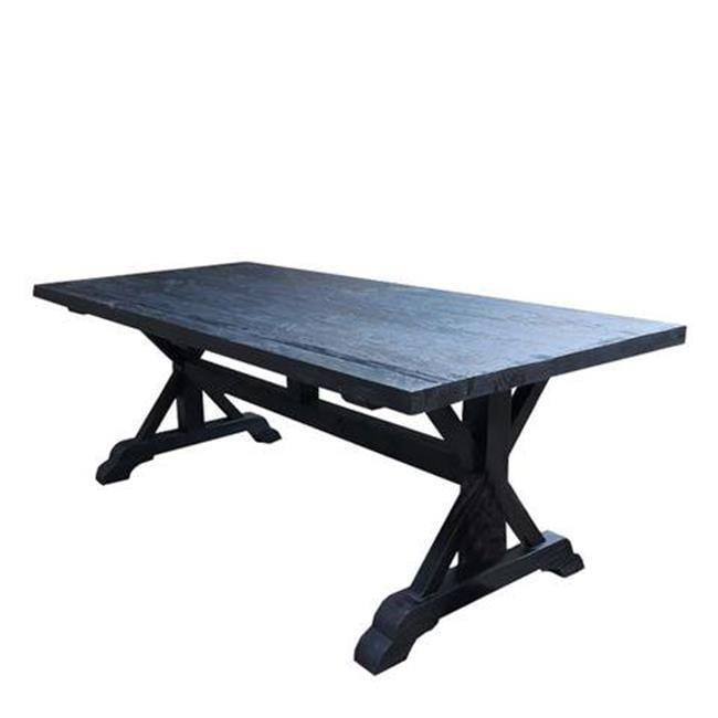 Padmas Plantation Rectangle Salvaged Wood Dining Table