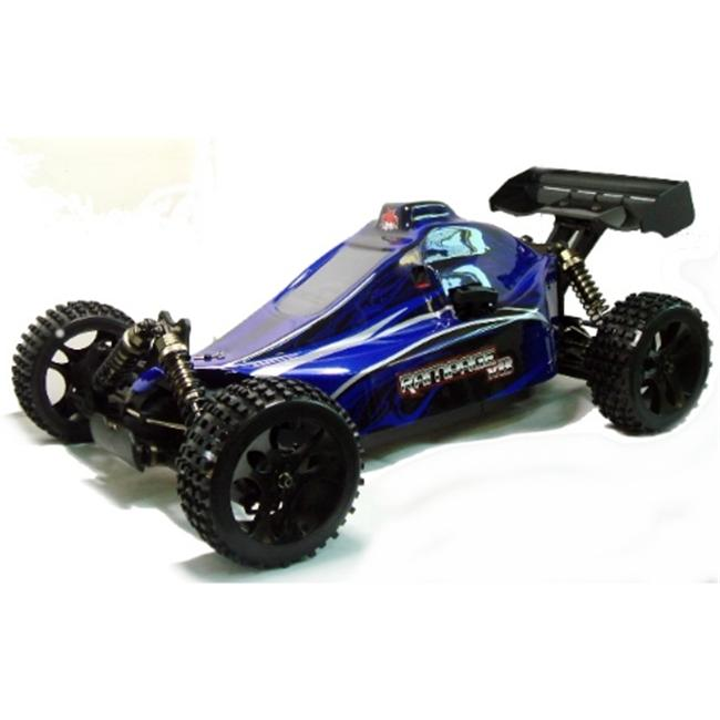 Redcat Racing RAMPAGE-XB-BLUE Redcat Rampage XB . 2 Scale Gasoline Buggy