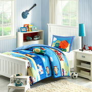 Home Essence Kids Moving Along Bedding Comforter Set
