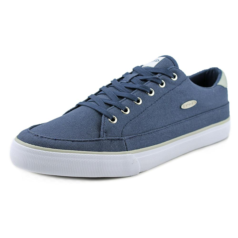 Lugz Court Classic Men Round Toe Canvas Sneakers by Lugz