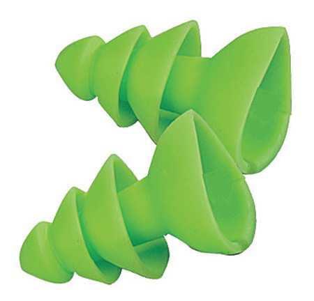 MOLDEX Ear Plugs,Reusable,25dB,Green,PK50 6490
