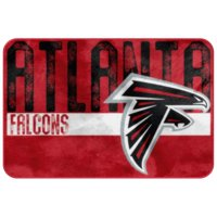 Atlanta Falcons The Northwest Company 20'' x 30'' Wornout Foam Mat
