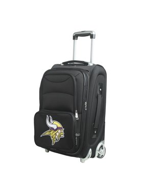 "Minnesota Vikings 21"" Rolling Carry-On Suitcase - No Size"