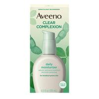 Aveeno Clear Complexion Facial Moisturizer with Salicylic Acid, Clarifying, 4 fl oz