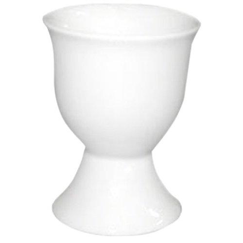 BIA Cordon Bleu Set of 4 White Porcelain 2' Egg Cup by
