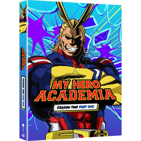 My Hero Academia: Season 2 Part 1 (DVD)