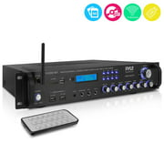 Best 2 Channel Stereo Receivers - PYLE P2001BT - Home Theater Amplifier Receiver Review