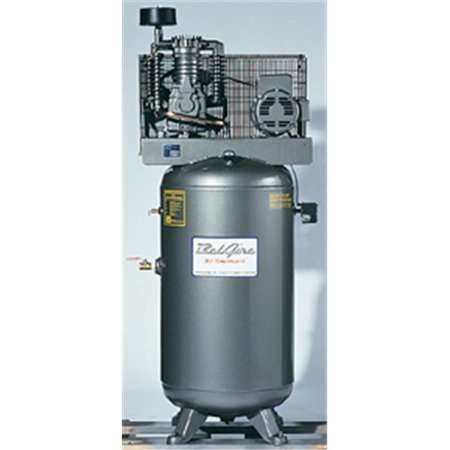 IMC (Belaire) 318VN 5 HP 80 Gallon Vertical Two Stage Electric Reciprocating Air -